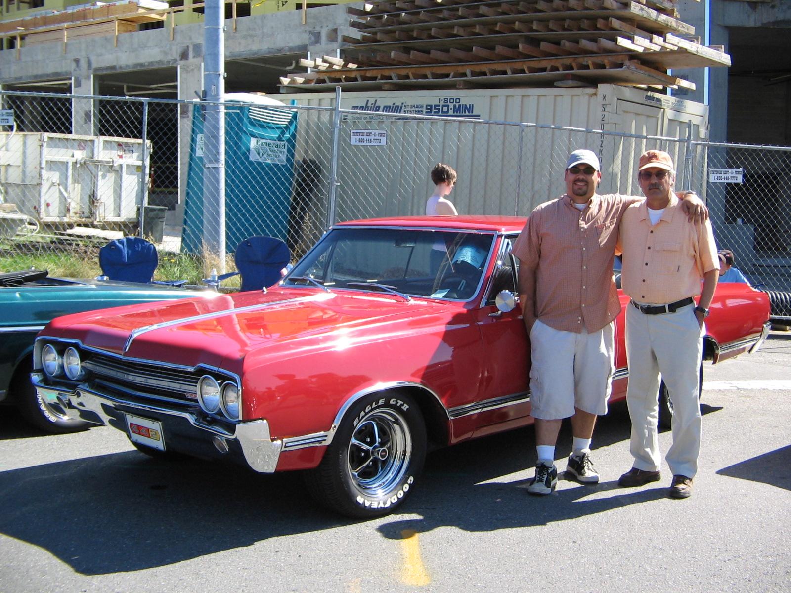 My 1965 Oldsmobile 442 page @ www AlbertPenello com!
