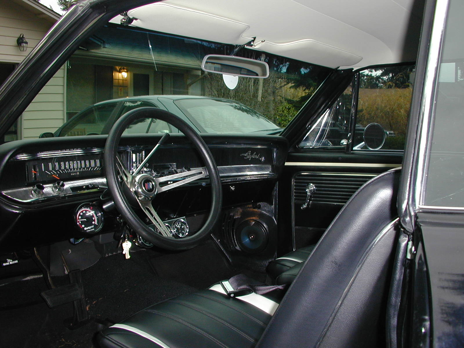 1966 Buick Riviera Interior Images Galleries With A Bite