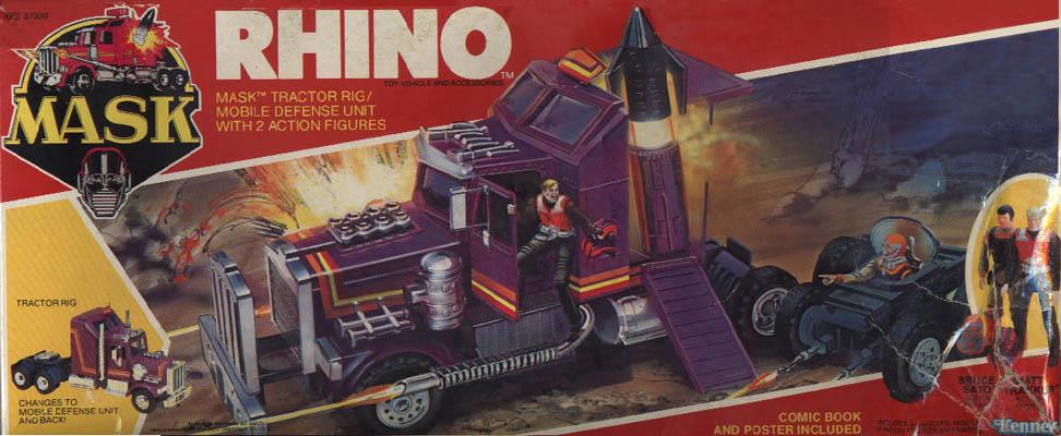 Rhino atv