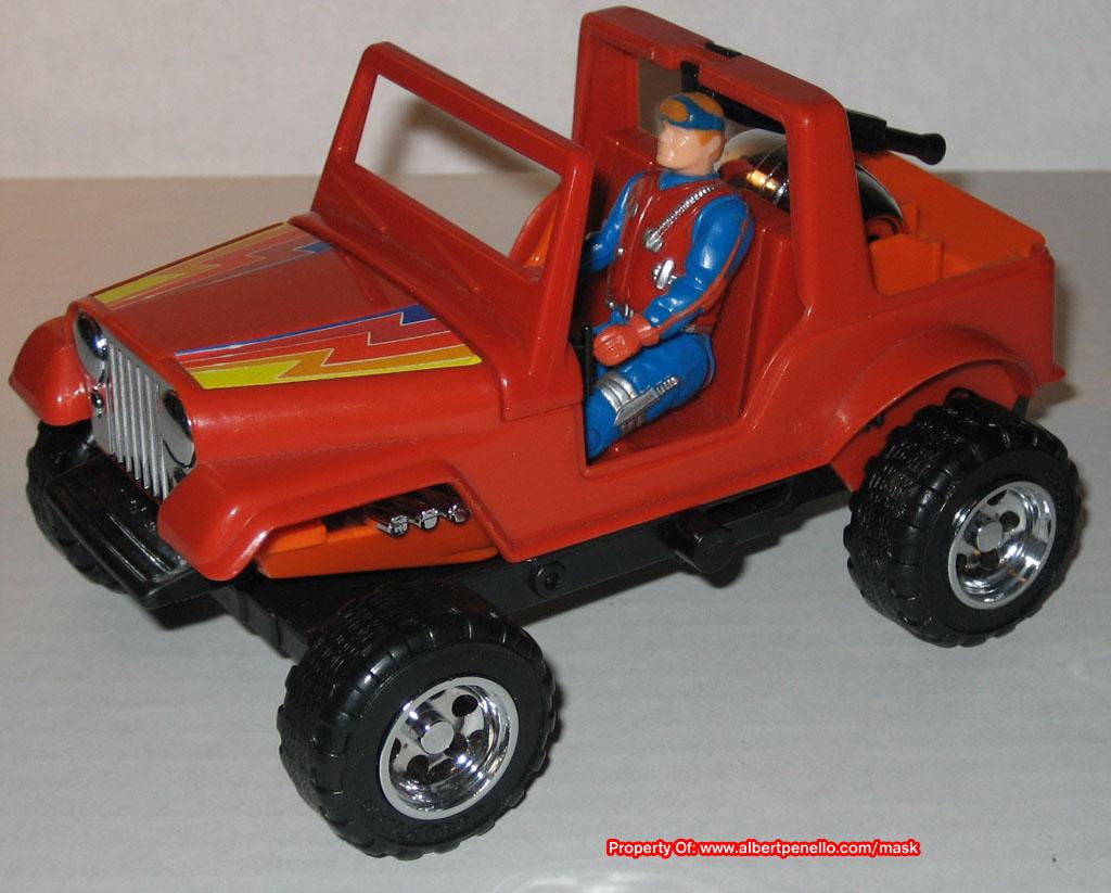 M.A.S.K. Vehicle Profile - GATOR