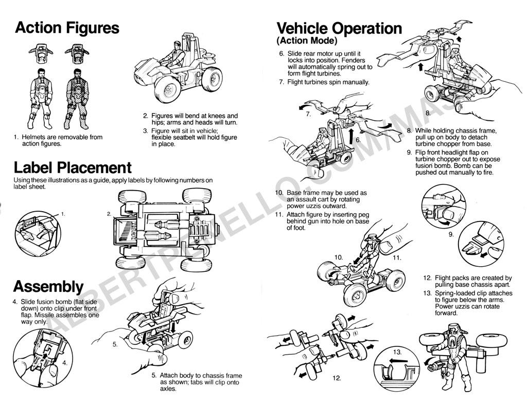 M A S K  Vehicle Profile - DYNAMO