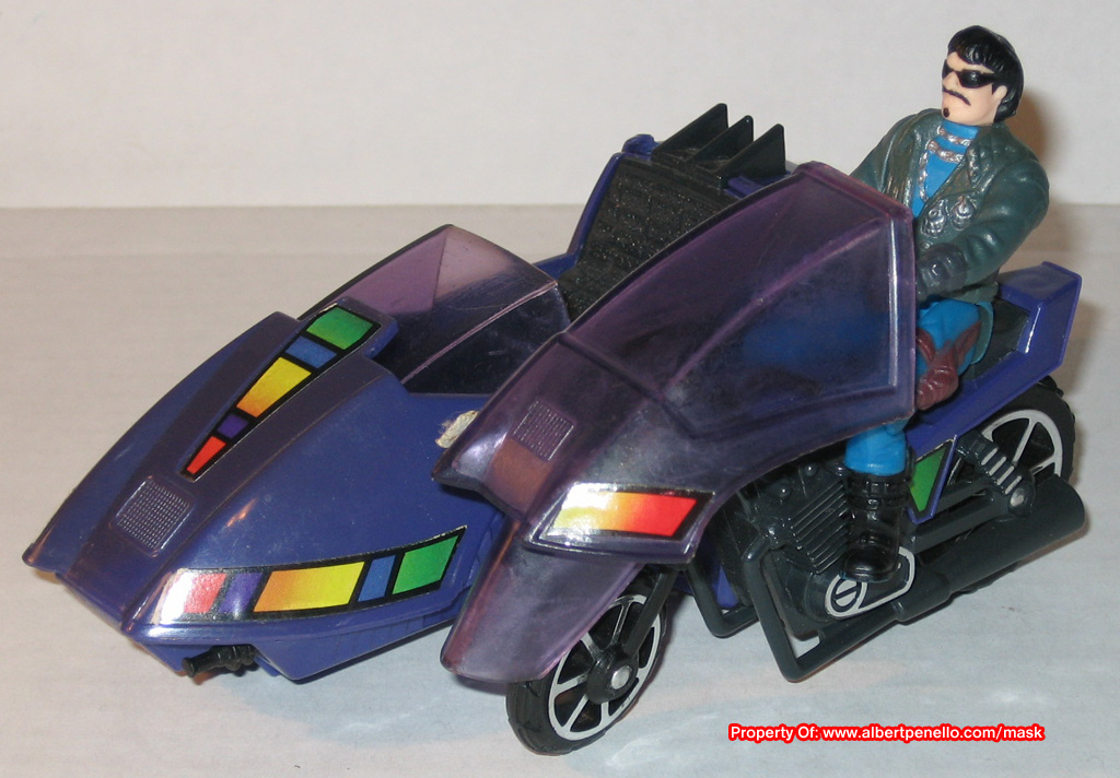 Kenner MASK Piranha