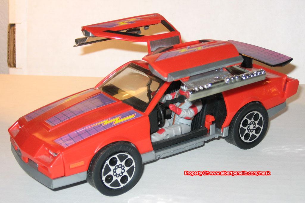 MASK Thunderhawk Camaro